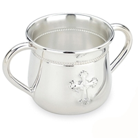 ABBEY Double-Handle Baby Cup