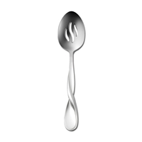 Aquarius Pierced Serving Spoon
