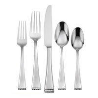 Classic Pearl 5pc Place Setting