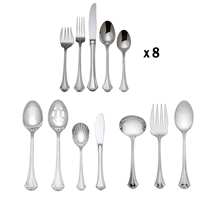 Reed & Barton Country French 47pc Set