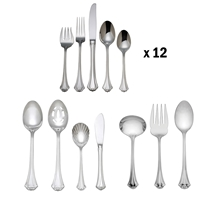 Reed & Barton Country French 67pc Set
