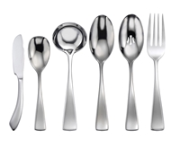 Curva 6pc Serving Set