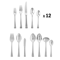 FEDERAL PLATINUM FROSTED 67pc Set