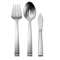 Oneida FROST 3pc Serving Set