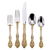 Golden Michelangelo 5pc Place Setting
