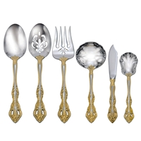 Golden Michelangelo 6pc Serving Set