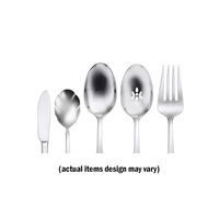 Oneida Logan Square 5pc Serve Set