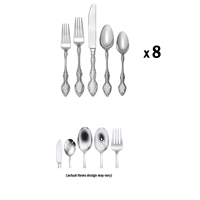Oneida Mikayla 45pc Set