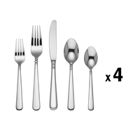Lenox PEARL PLATINUM 20pc Set