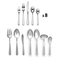 Lenox PEARL PLATINUM 47pc Set