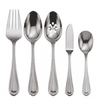Oneida Satin Countess 5pc Serving Set