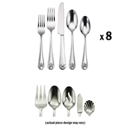 Tindra 45pc Set