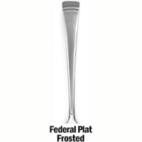 FEDERAL PLATINUM FROSTED Butter Knife